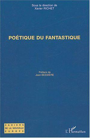 Téléchargez le livre :  Poétique du fantastique