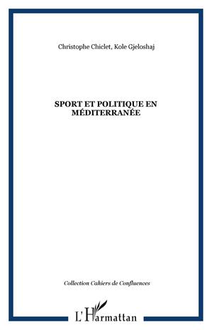Téléchargez le livre :  Sport et politique en Méditerranée