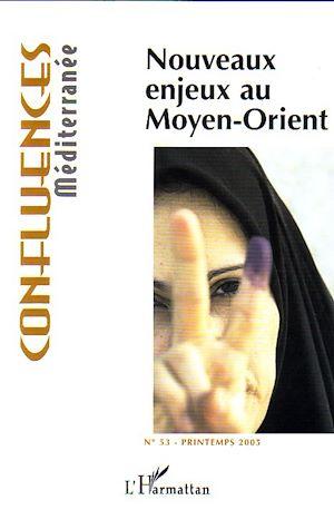 Téléchargez le livre :  Nouveaux enjeux au Moyen-Orient