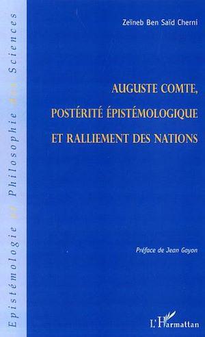 Téléchargez le livre :  Auguste Comte