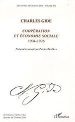 Télécharger le livre :  Coopération et économie sociale