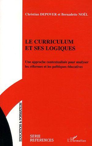 Téléchargez le livre :  Le curriculum et ses logiques