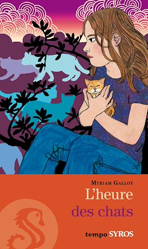 Téléchargez le livre :  L'heure des chats