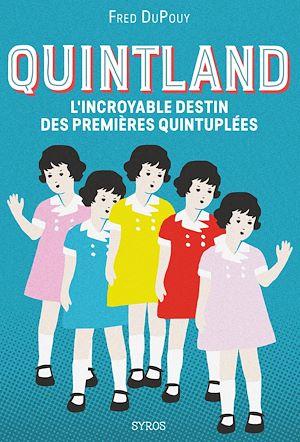 Téléchargez le livre :  Quintland