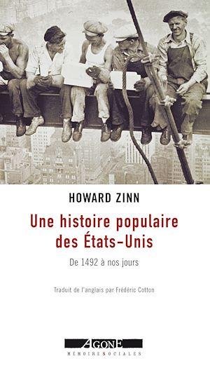 Téléchargez le livre :  Une histoire populaire des États-Unis
