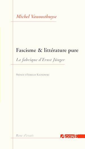 Téléchargez le livre :  Fascisme et littérature pure