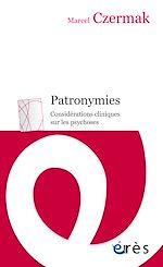 Télécharger cet ebook : Patronymies