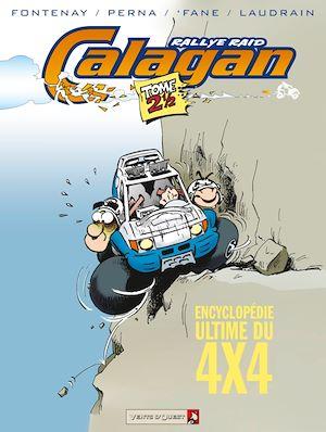 Téléchargez le livre :  Calagan - Rallye raid - Tome 2.5