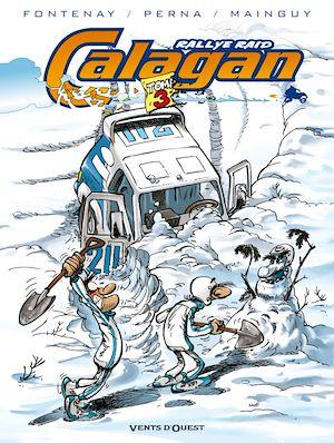 Téléchargez le livre :  Calagan - Rallye raid - Tome 03