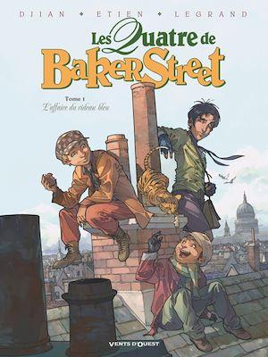 Téléchargez le livre :  Les Quatre de Baker Street - Tome 01