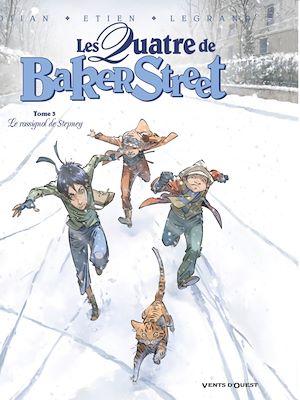 Téléchargez le livre :  Les Quatre de Baker Street - Tome 03