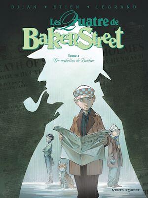 Téléchargez le livre :  Les Quatre de Baker Street - Tome 04
