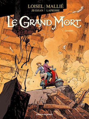 Téléchargez le livre :  Le Grand Mort - Tome 04