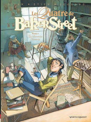 Téléchargez le livre :  Les Quatre de Baker Street - Tome 05