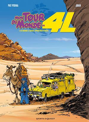 Téléchargez le livre :  Mon tour du monde en 4L - Tome 01