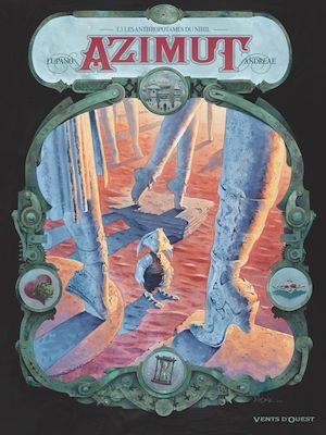 Téléchargez le livre :  Azimut - Tome 03