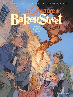 Téléchargez le livre :  Les Quatre de Baker Street - Tome 07