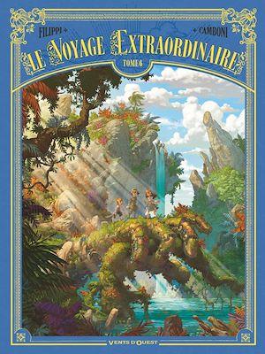 Téléchargez le livre :  Le Voyage extraordinaire - Tome 06