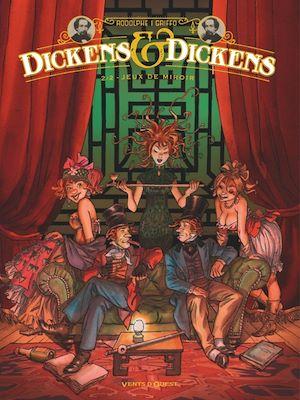 Téléchargez le livre :  Dickens & Dickens - Tome 02