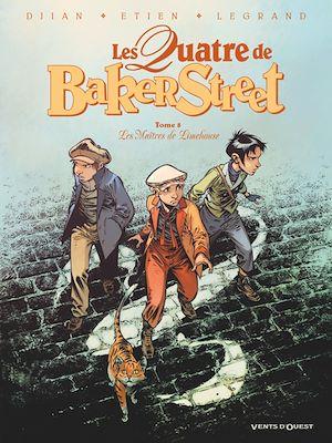 Téléchargez le livre :  Les Quatre de Baker Street - Tome 08