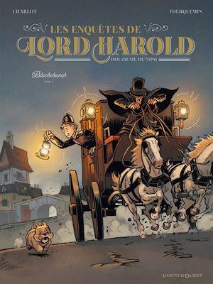 Téléchargez le livre :  Les Enquêtes de Lord Harold, douzième du nom - Tome 01