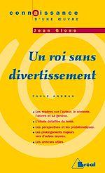Télécharger cet ebook : Un roi sans divertissement - J. Giono