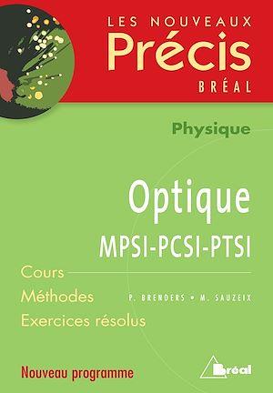 Téléchargez le livre :  Optique MPSI-PCSI-PTSI