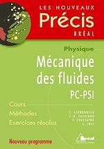 Télécharger cet ebook : Mécanique des fluides PC-PSI
