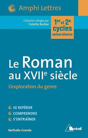 Téléchargez le livre :  Le Roman au XVIIe siècle
