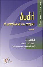 Télécharger cet ebook : Audit et commissariat aux comptes - 12e édition