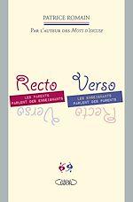 Télécharger le livre :  Recto Verso