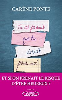 Télécharger le livre : Tu as promis que tu vivrais pour moi