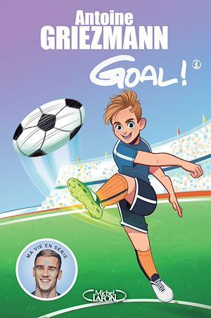Téléchargez le livre :  Goal ! - tome 1 coups francs et coups fourrés