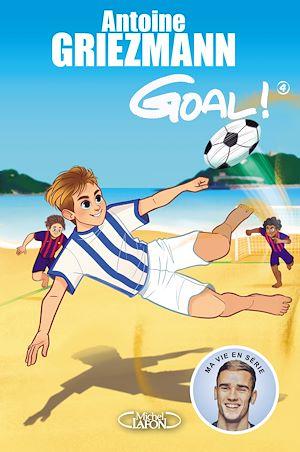 Téléchargez le livre :  Goal ! - tome 4 Dans la cour des grands