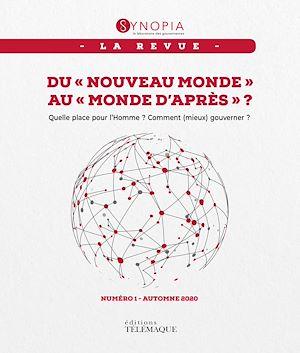 """Téléchargez le livre :  Revue Synopia - numéro 1 Du """"nouveau monde"""" au """"monde d'après"""" ?"""