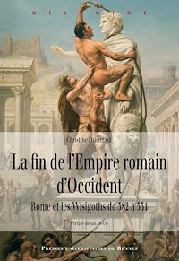 Télécharger le livre : La fin de l'Empire romain d'Occident