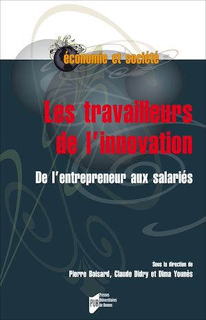 Téléchargez le livre :  Les travailleurs de l'innovation
