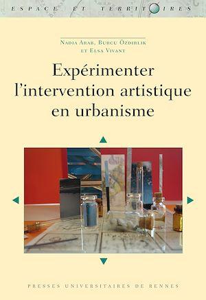Téléchargez le livre :  Expérimenter l'intervention artistique en urbanisme