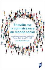 Télécharger le livre :  Enquête sur la connaissance du monde social