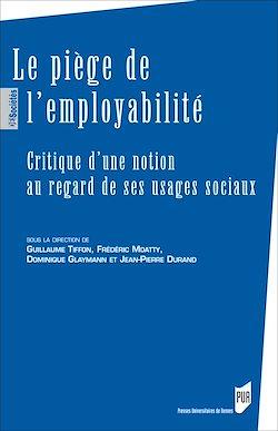 Téléchargez le livre :  Le piège de l'employabilité