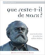 Télécharger le livre :  Que reste-t-il de Marx ?