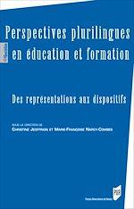 Télécharger le livre :  Perspectives plurilingues en éducation et formation