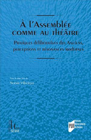 Téléchargez le livre :  À l'Assemblée comme au théâtre