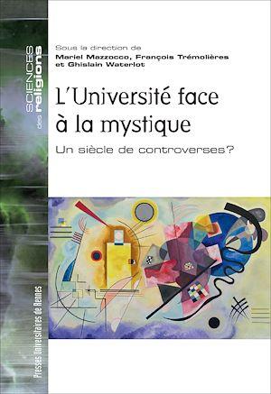Téléchargez le livre :  L'Université face à la mystique