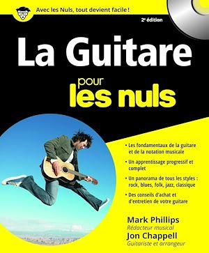 Téléchargez le livre :  La Guitare Pour les Nuls