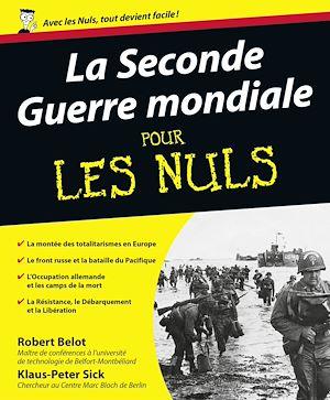 Téléchargez le livre :  La Seconde Guerre mondiale Pour les Nuls