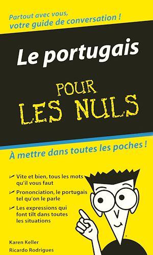 Téléchargez le livre :  Le Portugais - Guide de conversation Pour les Nuls