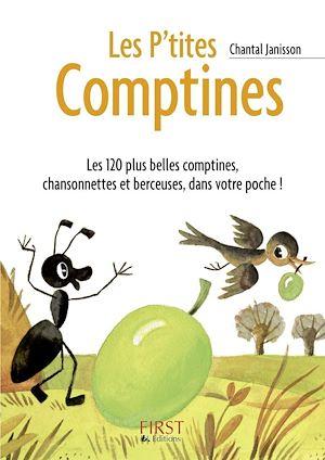 Téléchargez le livre :  Le Petit Livre de - Les p'tites comptines