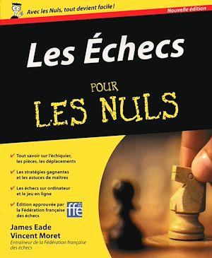 Téléchargez le livre :  Les Echecs Pour les Nuls