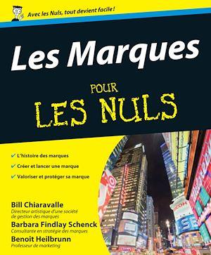 Téléchargez le livre :  Les Marques Pour les Nuls